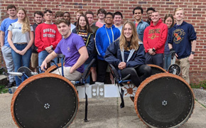 Escambia High Students Win NASA Human Exploration Rover Challenge