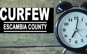 Escambia County Curfew Continues This Weekend