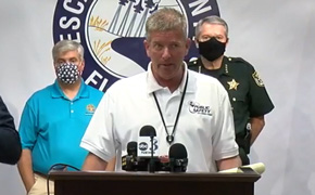 Here Are Key Points From Escambia County Hurricane Sally Press Conference; Info On Power, Water, Gas