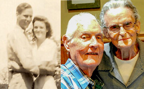 God, Laughter And A Little Meanness: Local Couple Celebrates 77th Anniversary