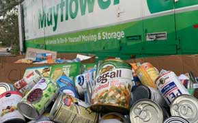 'Fill The Mayflower' Food Drive Will Help Manna Feed 130,000