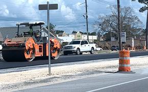 Drivers Getting A Road Construction Break Until Monday