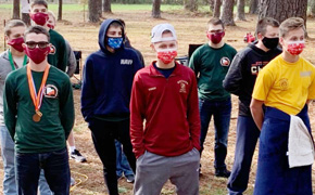 Northview High NJROTC Orienteering Team Earns Bid To National Championship