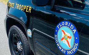 FHP Working To Identify Man Killed In Fiery Santa Rosa County Wreck
