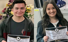 Northview High School Names Students Of The Month