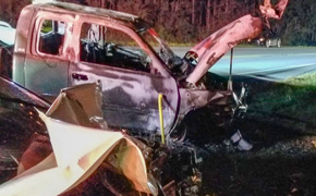 Multiple People Injured In Near Head-on Crash On Highway 97
