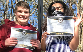 Ransom Middle School Names Students Of The Month