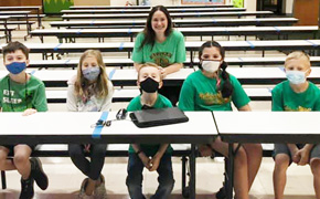 Over 250 Escambia Students Compete In Annual Battle Of The Books