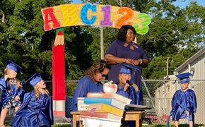 Camp Fire Century Youth Learning Center Holds Pre-K Graduation