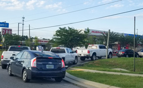 State Gas Prices Hold Steady; Escambia County Sees Jump After Terminal Closure