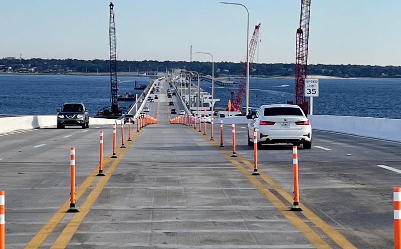 All Four Lanes Now Open On The Pensacola Bay Bridge