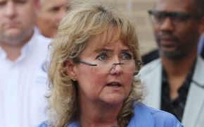 How Much Will Terminated Administrator Gilley Get In Severance Pay? And Here's What She Thinks Of Her Job Performance