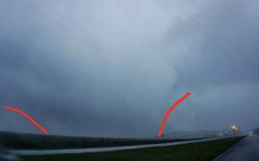 Molino Tornado Caught On Camera