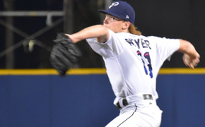 Lightning Forces Shortened Game; Wahoos Lose 5-2 To M-Braves