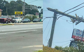 Power Outage, Railroad Crossing Closure And Heat Make For Miserable Saturday Along Nine Mile Road