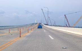Bay Bridge, Highway 29, Nine Mile And More: This Week's Construction Slow Spots