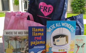 'Hungry To Read' Provides Books And Groceries At Century, Tryon And Main Libraries