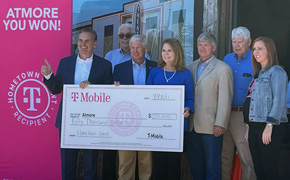 T-Mobile Awards $50,000 Hometown Grant For Downtown Atmore Project