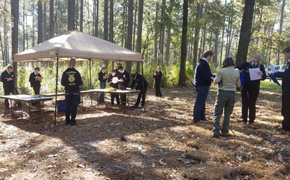 Tate High, Beulah Middle And Ransom Middle Take Top Honors At FFA Forestry Event