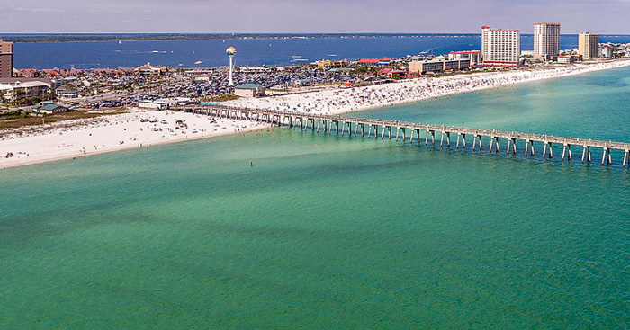 Pensacola Beach Reopening Here S How